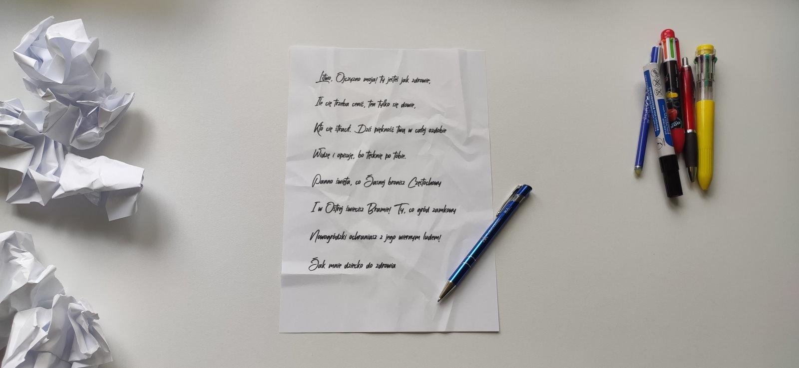 Czy literat będzie dobrym copywriterem?
